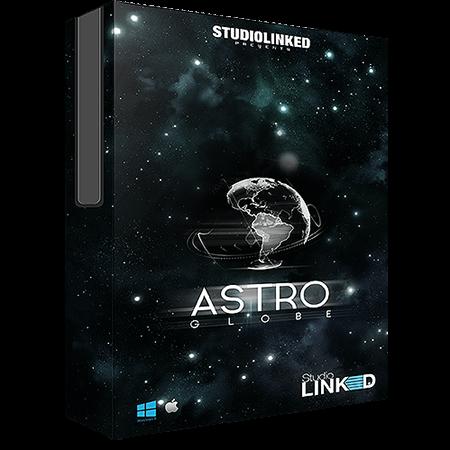 StudioLinkedVST AstroGlobe (Midi Pack)