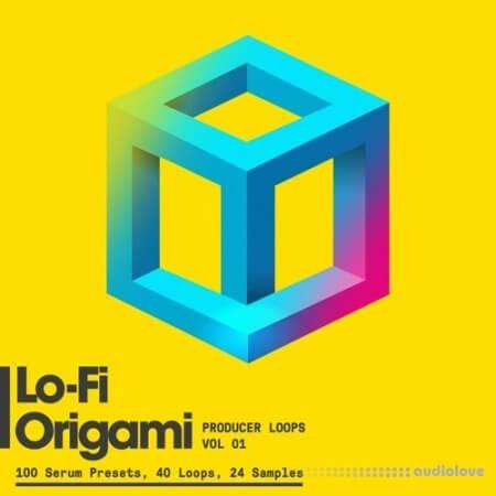 Producer Loops Lo-Fi Origami