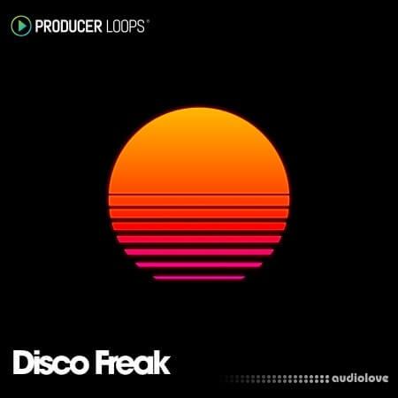 Producer Loops Disco Freak