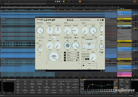 Unfiltered Audio LO-FI-AF