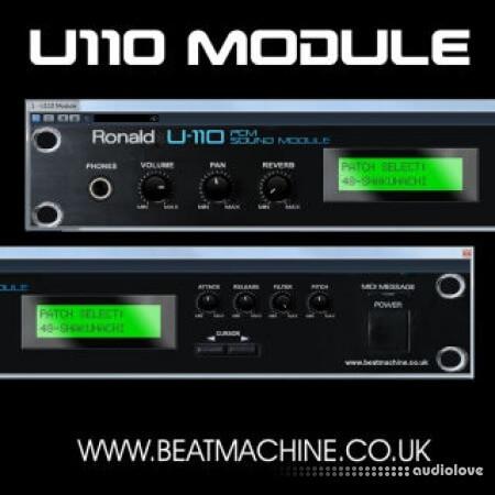 Beat Machine Roland U110 x64