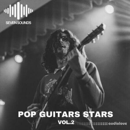 Seven Sounds Pop Guitars Stars Volume 2