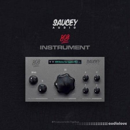 Saucey Audio 808 VST AU