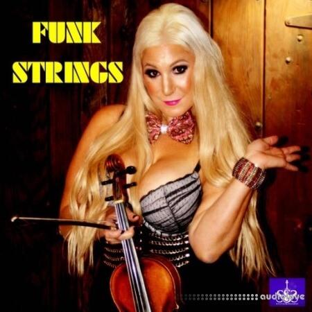 Soulful String Samples FUNK STRINGS