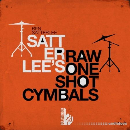 Bullyfinger Satterlee's Raw One-Shot Cymbals