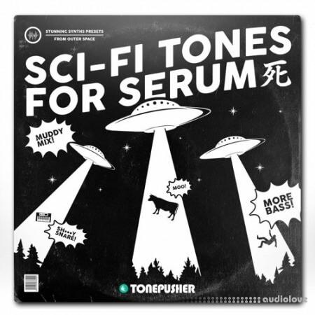 Tonepusher Sci-fi Tones