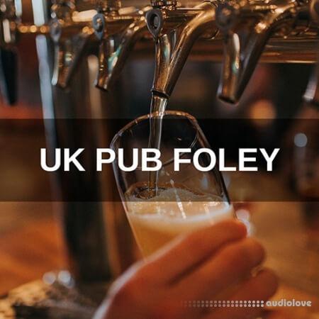Glitchedtones Pub Foley