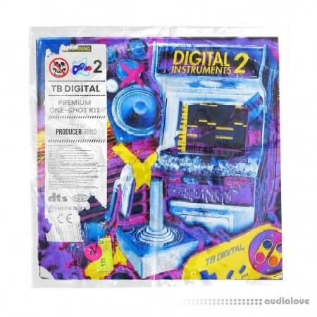 ProducerGrind TB Digital Digital Instruments One Shot Kit Vol.2