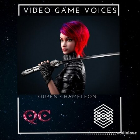 Queen Chameleon Video Game Voices