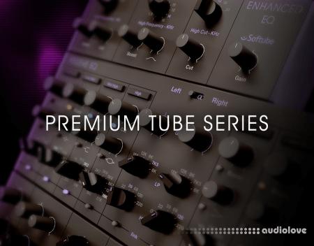 Native Instruments Premium Tube Series