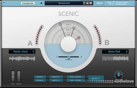Reason RE Reason Studios Scenic Hybrid