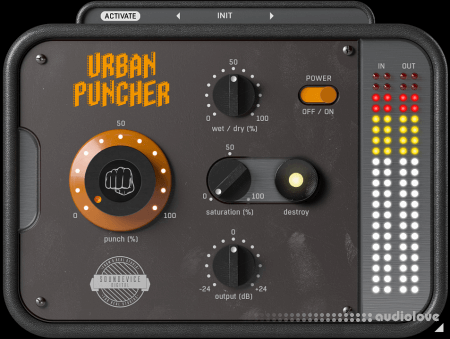 Soundevice Digital Urban Puncher