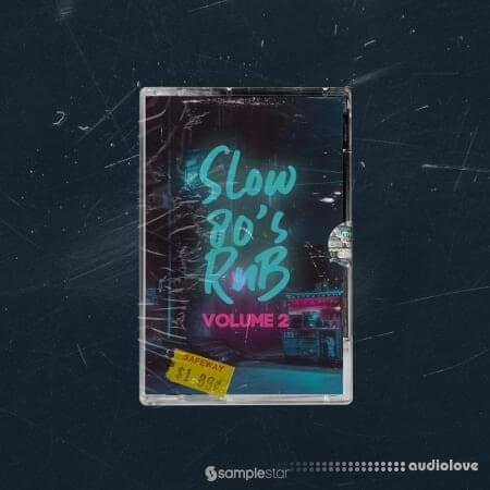 Samplestar Slow 80s RnB Vol.2