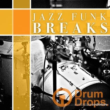 Drumdrops Jazz Funk Breaks