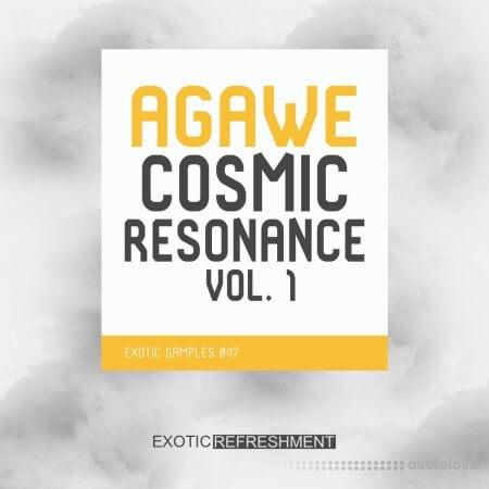 Exotic Refreshment Agawe Cosmic Resonance Vol.1 Sample Pack WAV