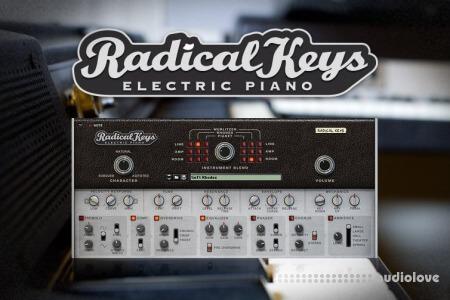 Reason RE Reason Studios Radical Keys