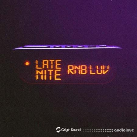 Origin Sound Late Nite RnB Luv