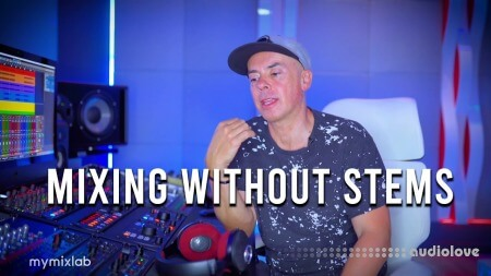 MyMixLab Mixing Without Stems