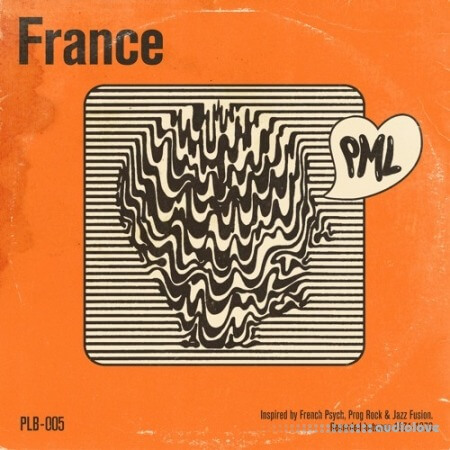 Polyphonic Music Library France WAV
