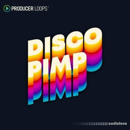 Producer Loops Disco Pimp