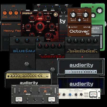 Audiority Plugins Bundle 2021.09.17 WiN