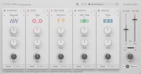 Excite Audio Lifeline Expanse v1.0.0 Regged WiN MacOSX