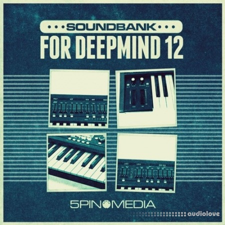5Pin Media for DeepMind12 Synth Presets