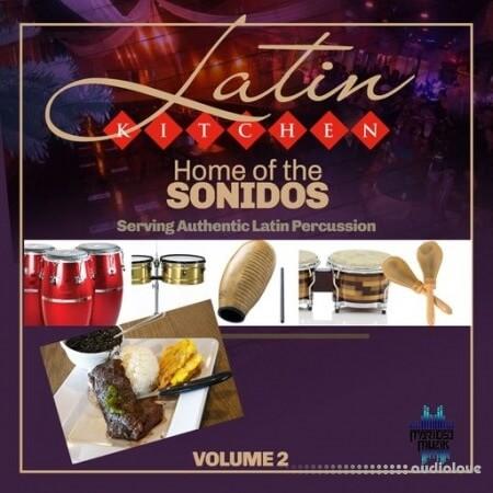 MarioSo Musik Latin Kitchen Vol.2