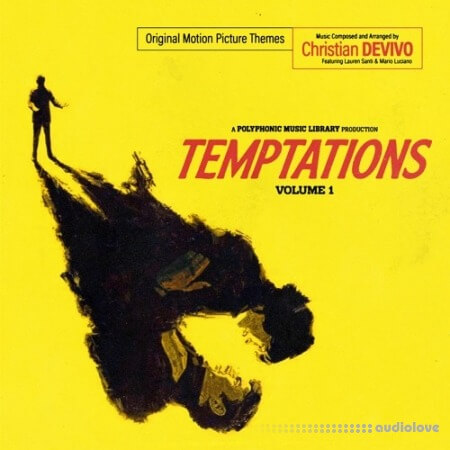 Polyphonic Music Library Temptations Vol.1 (Compositions)