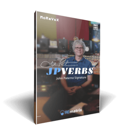 MoReVoX JPVerbs R2