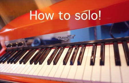 Matt Johnson How to Solo Over Chord Changes
