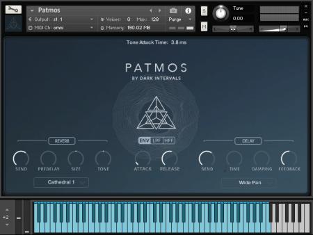 Dark Intervals Patmos