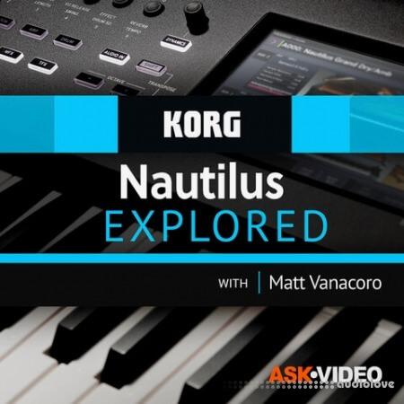 Ask Video Korg Nautilus 101 Korg Nautilus Video Manual