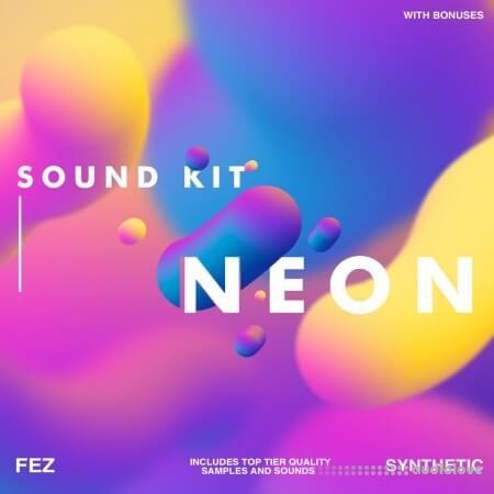 Synthetic Neon Pop Sound Kit [SERUM EDITION]