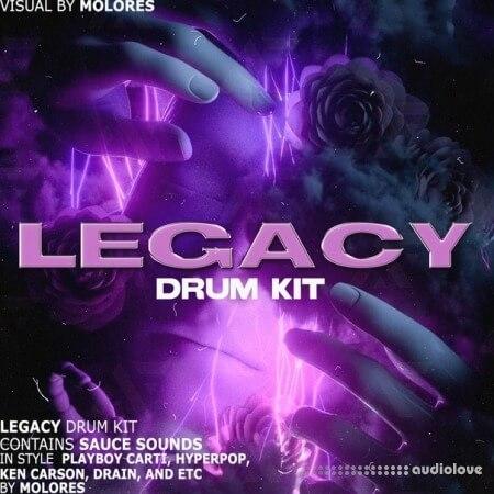 molores Legacy Drum Kit