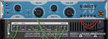 Reason RE Synapse Audio Ninety Vintage Phaser