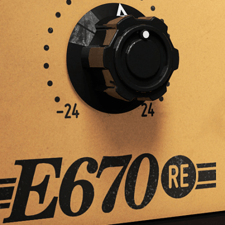 Reason RE McDSP E670 Equalizer