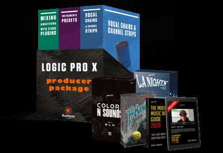 Radium Media Logic Pro Producer Pack