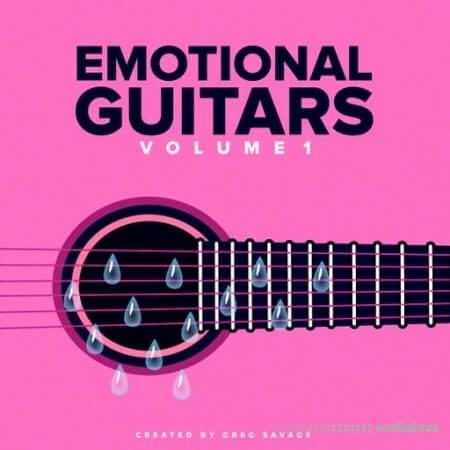 DiyMusicBiz Emotions Guitar SoundPack Vol.1