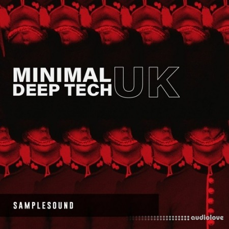 Samplesound Minimal Deep Tech UK