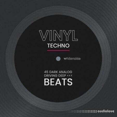 Whitenoise Records Vinyl Techno Beats
