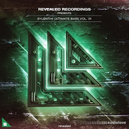 Revealed Recordings Revealed Sylenth1 Ultimate Bass Vol.1