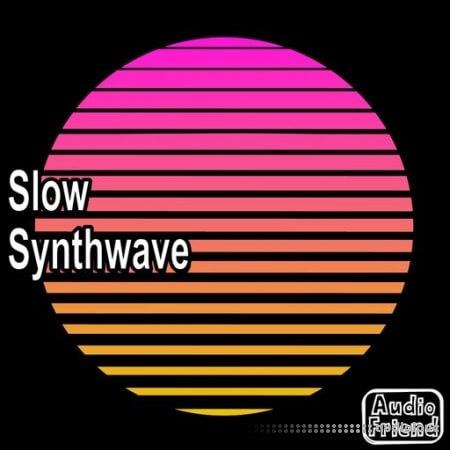 AudioFriend Slow Synthwave