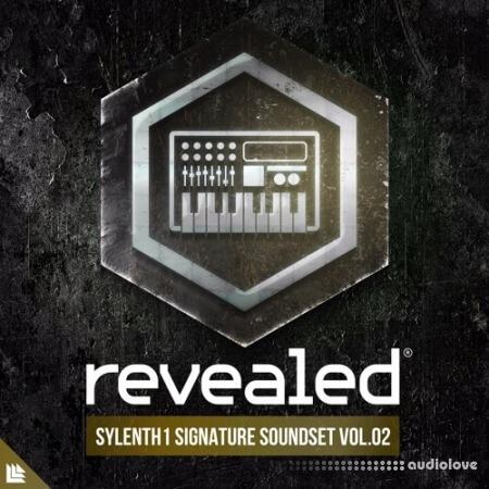 Revealed Recordings Revealed Sylenth1 Signature Soundset Vol.2