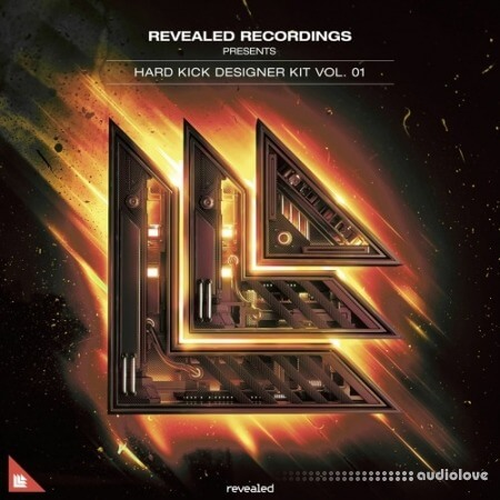 Revealed Recordings Revealed Hard Kick Designer Kit Vol.1