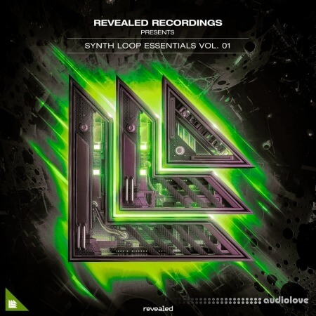 Revealed Recordings Revealed Synth Loop Essentials Vol.1
