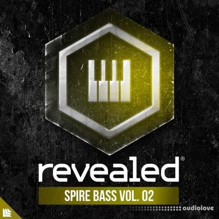 Revealed Recordings Revealed Spire Bass Vol.2