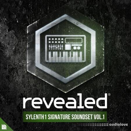 Revealed Recordings Revealed Sylenth1 Signature Soundset Vol.1