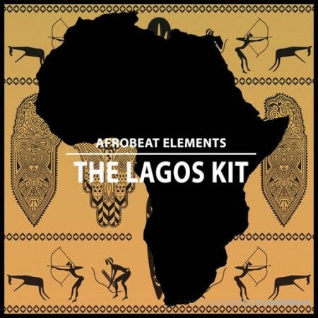 Aux Urban Afrobeat Elements The Lagos Kit