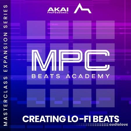 AKAI MPC Software Expansion LoFi Beats